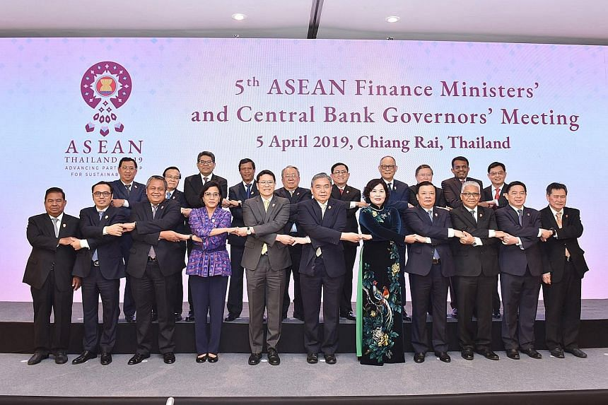 Singapore has been able to work together with its closest neighbours in Asean to strengthen the grouping's solidarity and resilience, says DPM Heng.