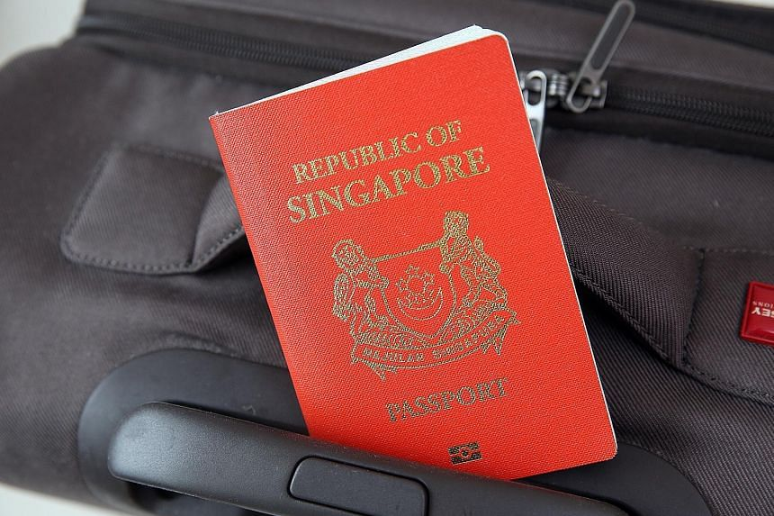 The Singapore passport is a premium item on the Dark Web because it allows the holder visa-free or visa-on-arrival access to 189 destinations.