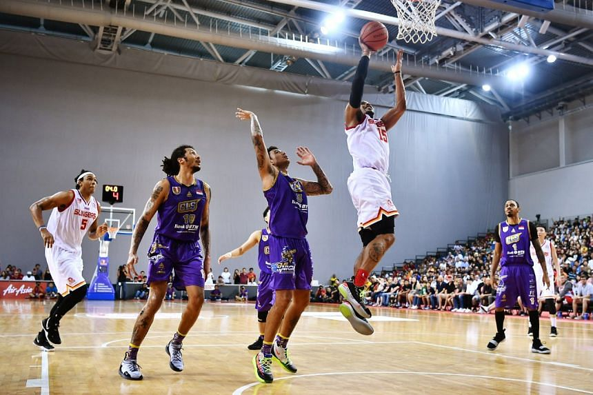 Neo Beng Siang's men were hungrier, faster and sharper as they routed the visitors 77-57 in Game 2 to get their best-of-five Finals series back on track.