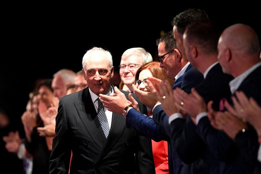 "Australia's former prime minister Paul Keating said the Australian Security Intelligence Organisation and the Australian Secret Intelligence Service had ""lost their strategic bearings""."