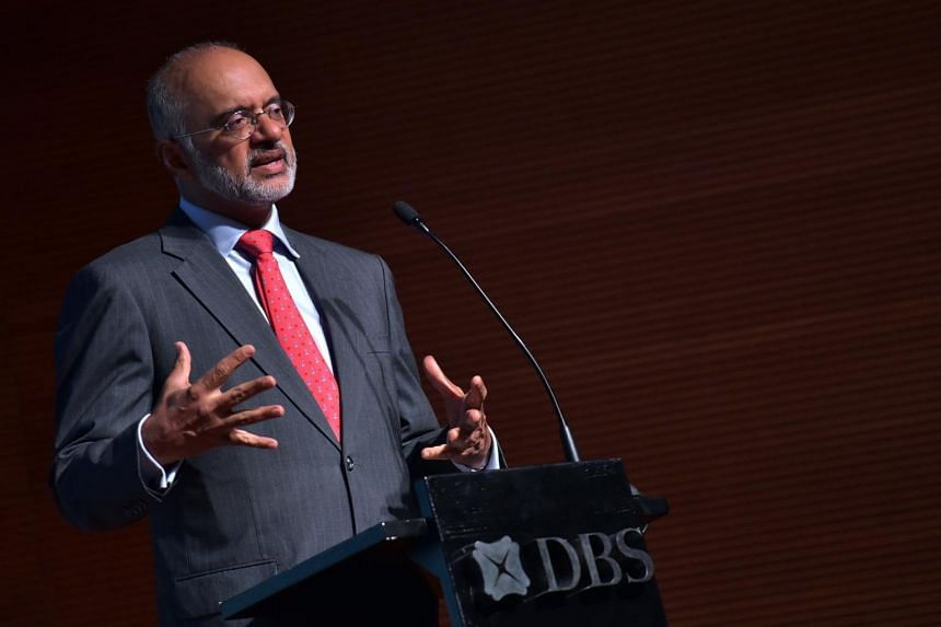 DBS Group Holdings chief executive officer Piyush Gupta downplayed the likely impact on Singapore's existing banks, which are already competing with international giants like Citigroup as well as financial technology start-ups.
