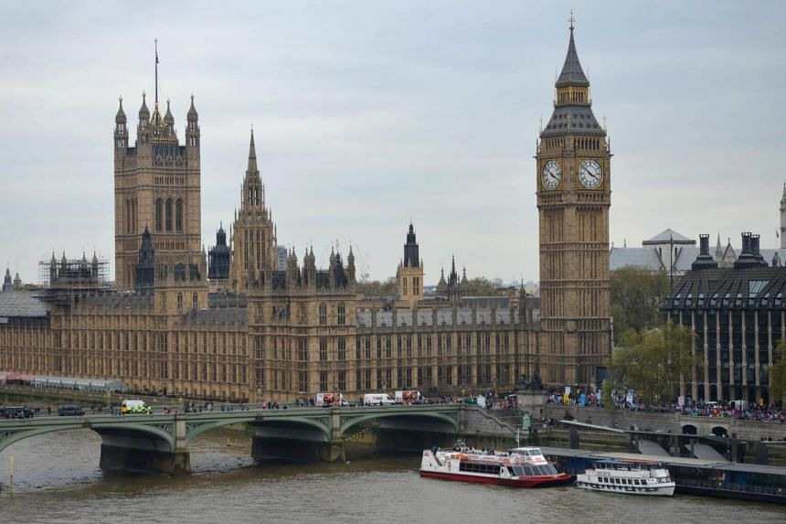 The Palace of Westminster, where Britain's Members of Parliament are grappling with a persistent pest problem.