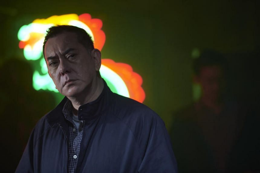 Anthony Wong is reportedly shunned by producers over his support for the pro-democracy Umbrella Movement protests in 2014 in Hong Kong.