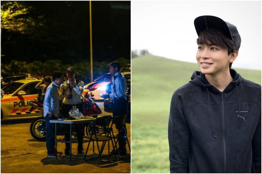 Journalist Lim Min Zhang will talk about late Singapore actor Aloysius Pang's death, while senior correspondent Zaihan Mohamed Yusof will discuss the proposed changes to the Road Traffic Act.