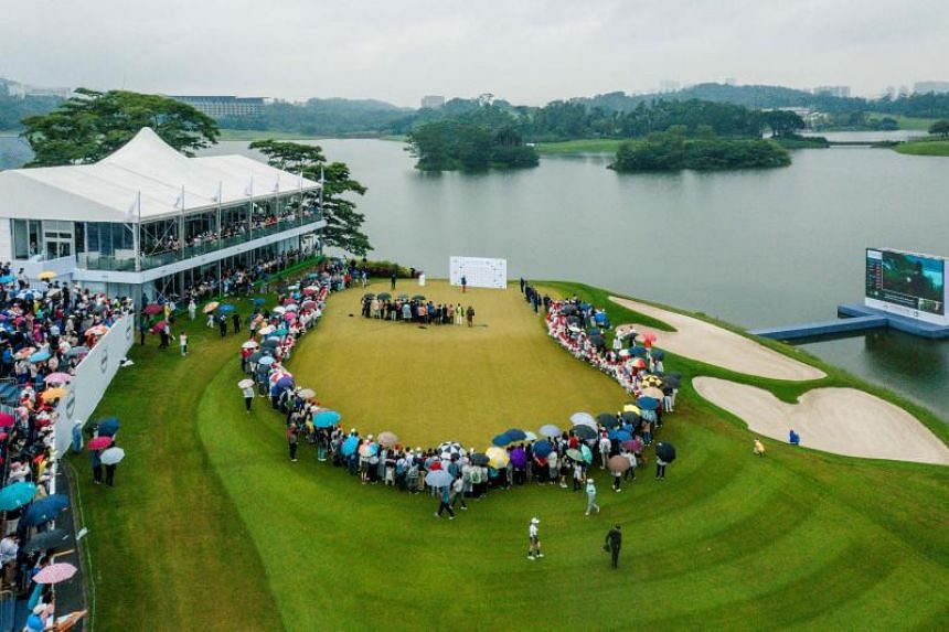 The 25th anniversary edition of the Volvo China Open, co-sanctioned by the Asian Tour, drew a tournament-record 48,000 spectators to Genzon Golf Club in Shenzhen.