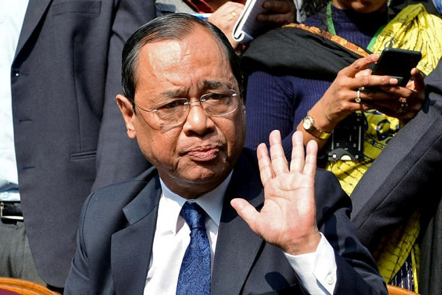 A former assistant of the top court wrote to 22 judges on April 19, 2019, that Mr Gogoi had made sexual advances to her at his residence office in October.
