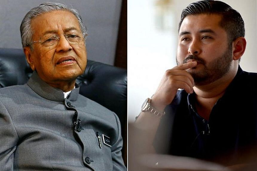 PM Mahathir Mohamad and Johor's Crown Prince, Tunku Ismail Sultan Ibrahim, have had angry exchanges in recent weeks.
