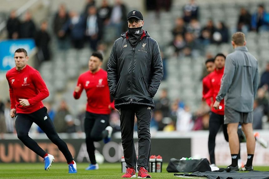 Manager Jurgen Klopp admits he has a lot of decisions to make with Liverpool playing their third match in six days when they face Barcelona at Anfield in the Champions League today .