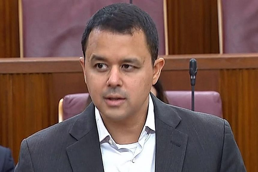 Mr Christopher De Souza