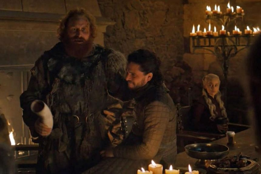 The cup, which appeared in front of Daenerys Targaryen for only a few seconds, may have gone unnoticed by the show's vast production team - but not by its millions of fans.