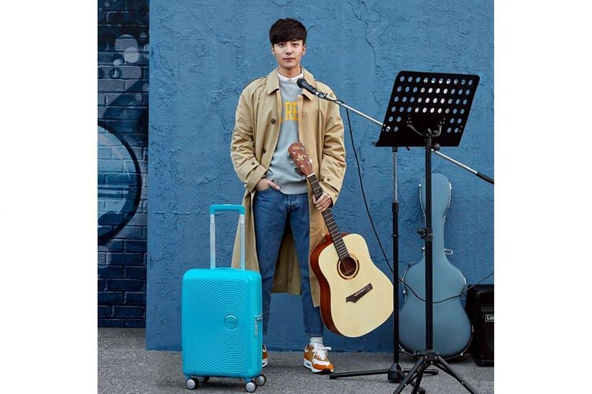 Last month, Roy Kim was asked to return to South Korea from the US for police questioning.