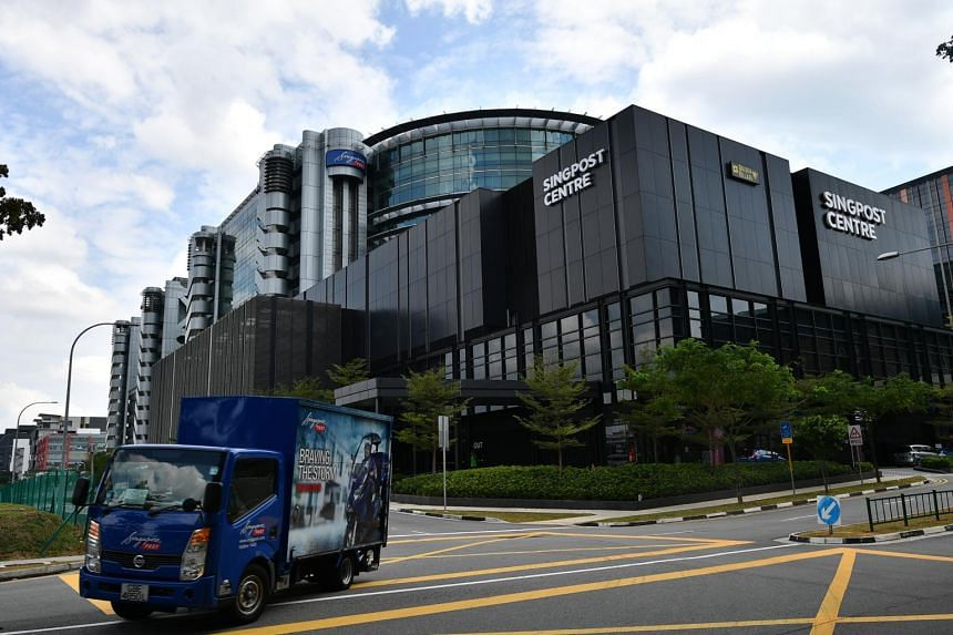 SingPost shares closed at $1.02 on Monday, two cents or 1.9 per cent.