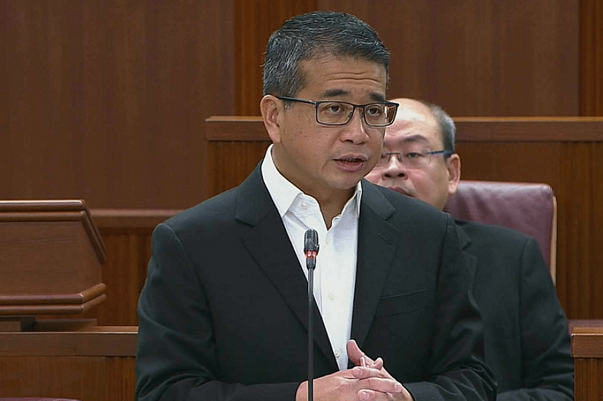 Senior Minister of State for Law Edwin Tong said in Parliament on Tuesday (May 7) it might not be sufficient to grant civil remedies, like protection orders, to victims of harassment, especially in egregious cases of harassment or hurt.