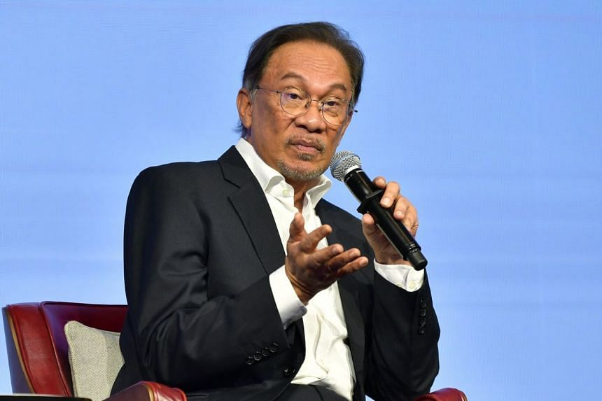 Datuk Seri Anwar Ibrahim said Prime Minister Mahathir Mohamad was merely trying to ensure that the spirit of the Federal Constitution is preserved.