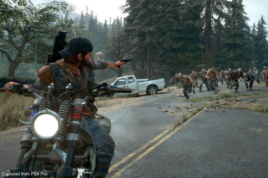 Days Gone, Sony's latest zombie survival horror game on the PlayStation 4, puts you in the shoes of biker Deacon St John.