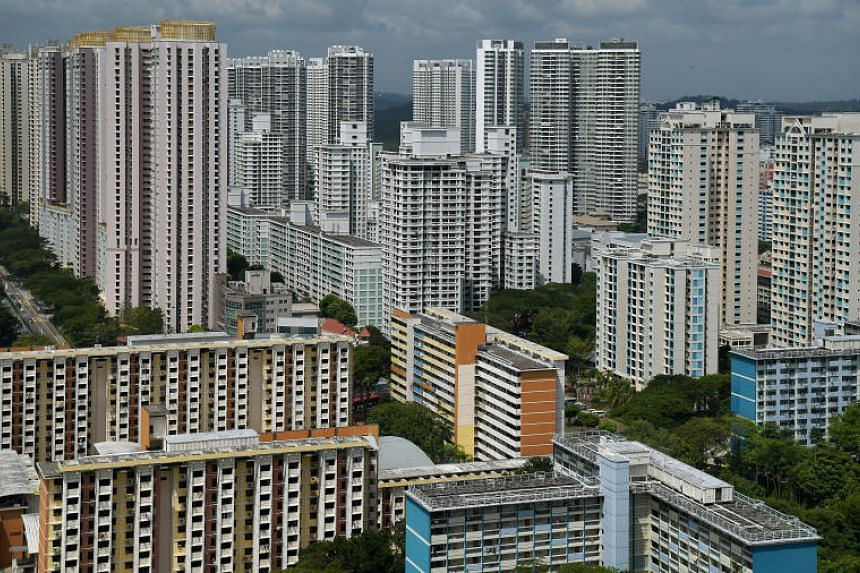 """Older flats """"defied prevailing headwinds"""" with a record 2,537 flats sold last year."""