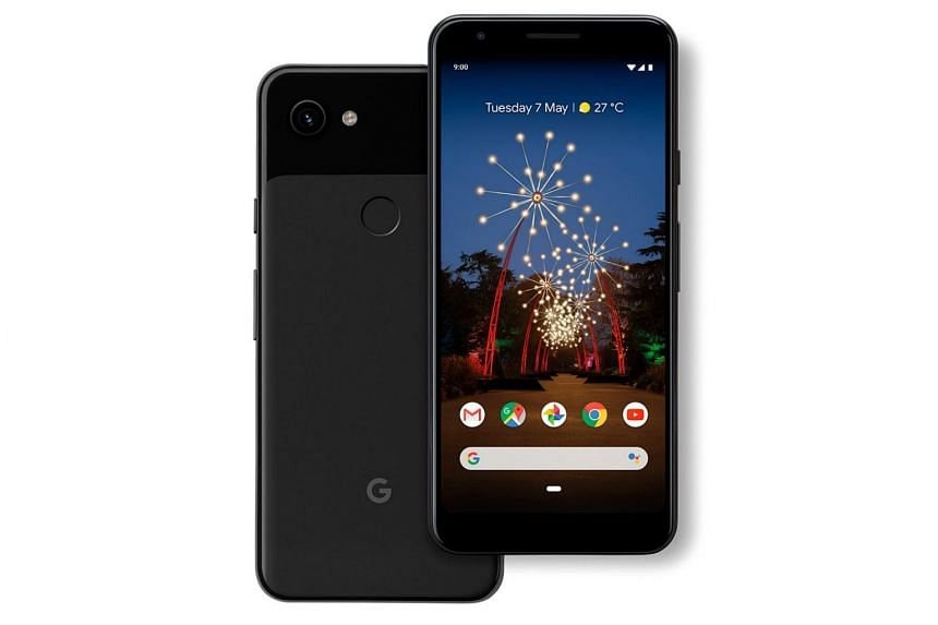 Google Pixel 3a, the new mid-range smartphone from Google.