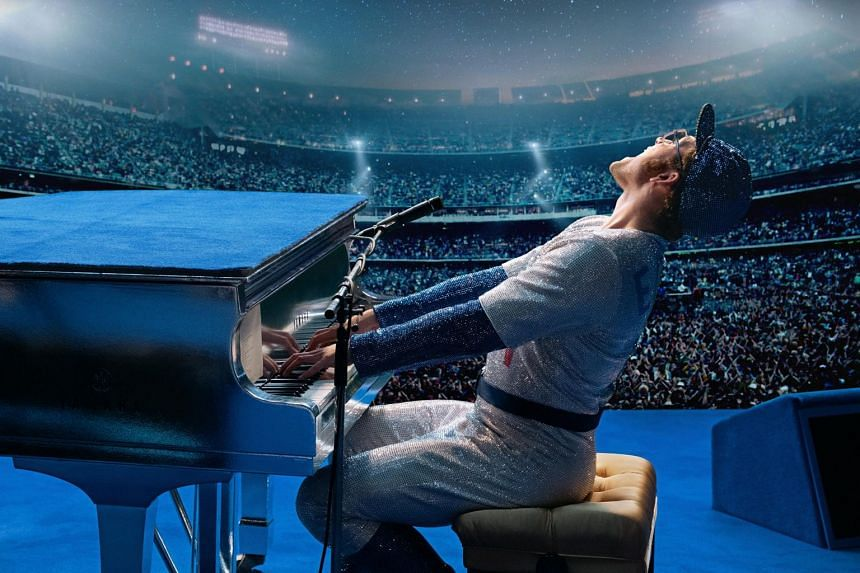 Rocketman is slated to debut at the Cannes Film Festival this month, and actor Taron Egerton has heard he could be performing with Elton John.