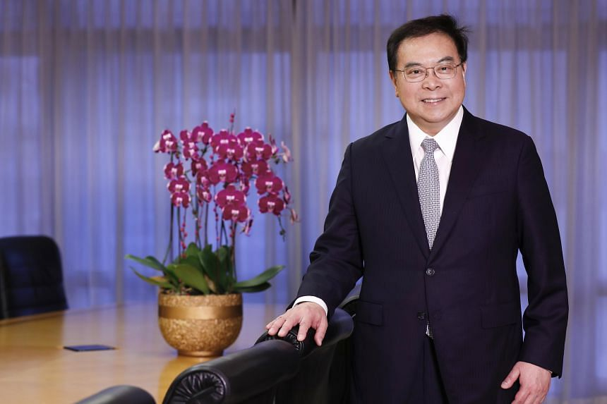 OCBC's group chief executive officer Samuel Tsien noted that the Monetary Authority of Singapore is not rushing into making a decision on the model for virtual banking for Singapore.