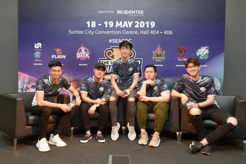 Among the prospective medallists are Evos Esports SG, who will be nominated to the Singapore National Olympic Council for the Mobile Legends game.