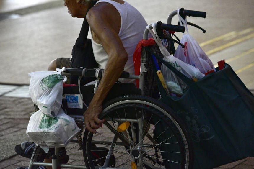 More Singaporeans aged 60 and over are also having difficulty carrying out daily living activities, based on an ongoing survey of more than 4,500 Singaporeans and permanent residents.