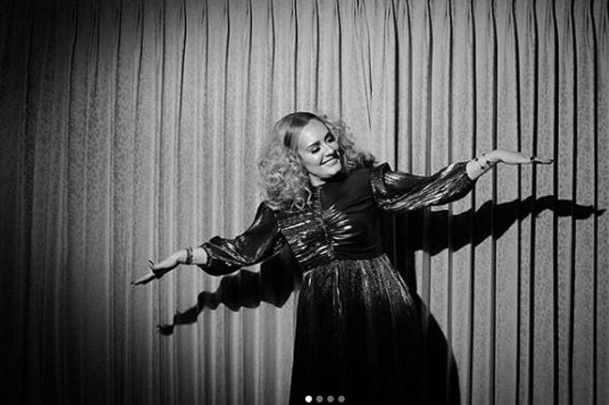 """ADELE SINGS OF SELF-LOVE AT 31: Water Under The Bridge singer Adele is ready to make new waves. The songbird, who turned 31 on Sunday, posted: """"This is 31. 30 tried me so hard, but I'm owning it and trying my hardest to lean into it all."""" She recent"""