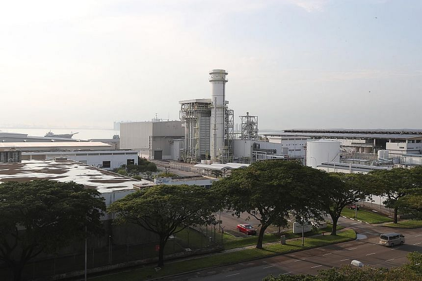 The Tuaspring desalination plant. Hyflux is racing to nail down a $400 million rescue deal with Utico. Had the seven banks prevailed yesterday, they could have asked the court on May 13 to place Hyflux and Hydrochem Singapore - its engineering, procu