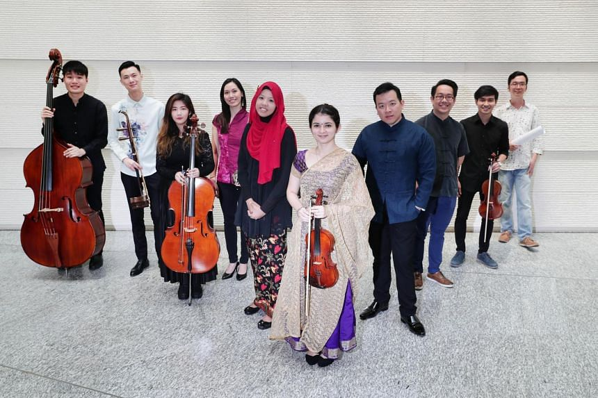 Championing Asian works, especially multicultural works, is one of the aims of the Asian Cultural Symphony Orchestra, which was started in 2016 by music enthusiasts from the National University of Singapore.