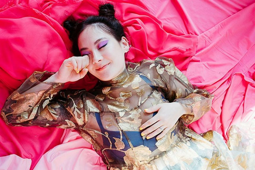 Korean-American singer Michelle Zauner, who performs under the name Japanese Breakfast, will make her Singapore debut at the Esplanade on May 13, 2019.