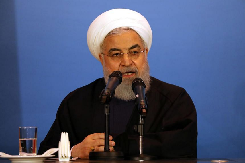 Iranian President Hassan Rouhani won't follow Donald Trump in abandoning the landmark agreement that saw the Islamic Republic limit its nuclear program in return for an end to most international sanctions, but is expected to unveil on May 8 minor cha