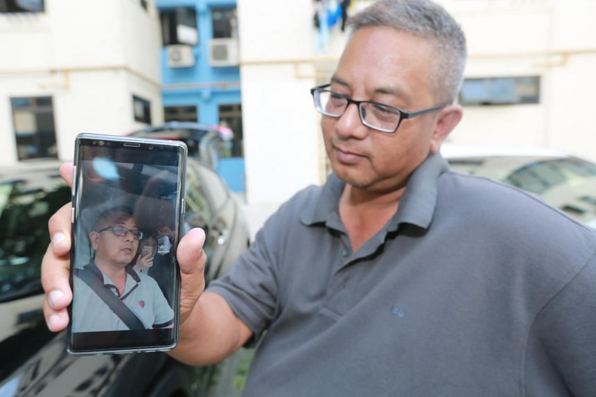 The Land Transport Authority said on May 8 that the warning was issued to private-hire car driver Kamaruzzaman Abdul Latiff for the unauthorised recording and disclosure of a video of himself and a female passenger in his vehicle.