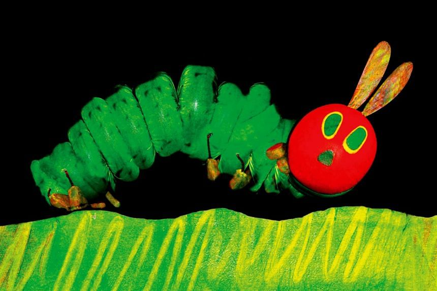 The Very Hungry Caterpillar and Other Eric Carle Favourites by Mermaid Theatre brings the illustrations of Carle's much-loved books to life in a production for three to six-year-olds.