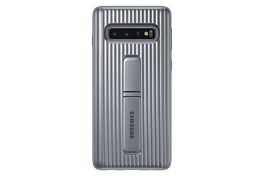 SAMSUNG PROTECTIVE STANDING COVER.