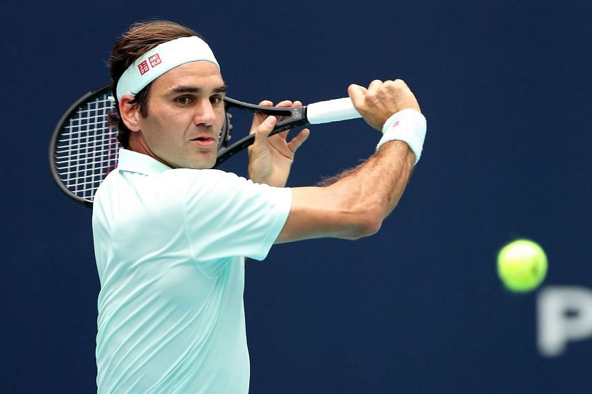 Federer (above, in a file photo) skipped playing on clay for two full seasons to concentrate on his grass court form.