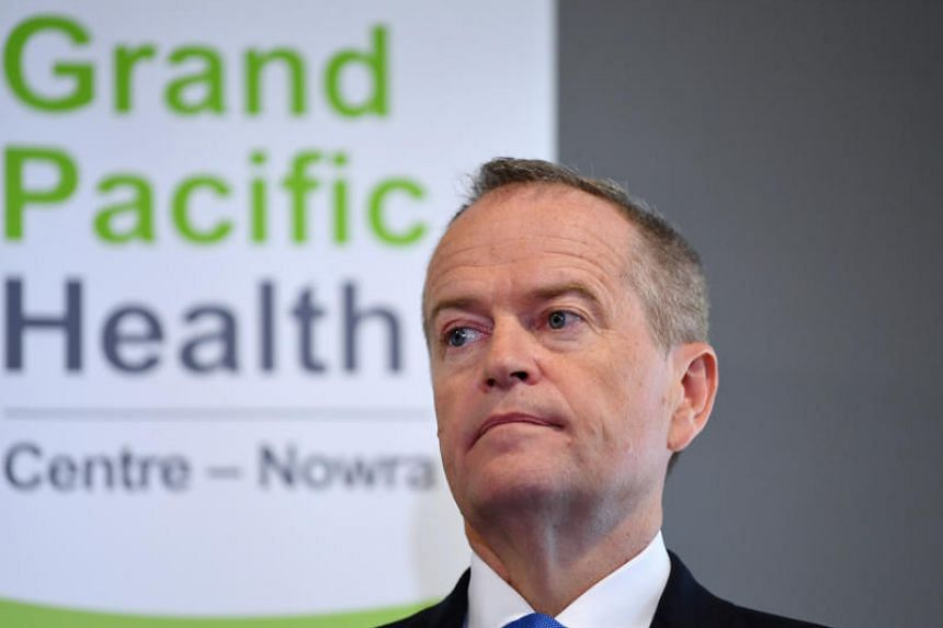 Labor leader Bill Shorten became emotional as he lashed out at the media ahead of the closely fought May 18 election.