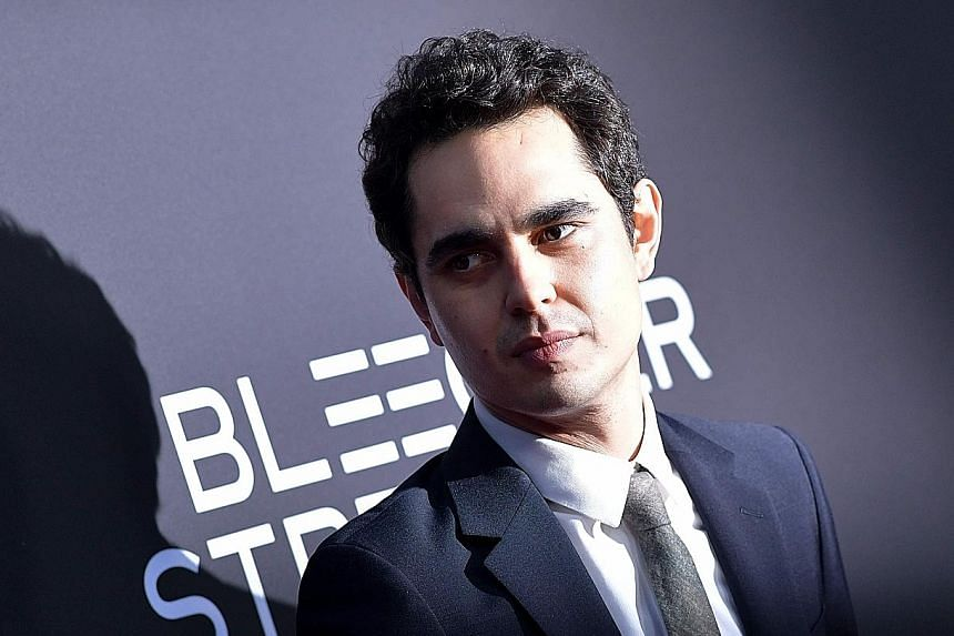 Actor-turned-director Max Minghella, a pop-music fanatic, wrote several scenes in Teen Spirit around specific songs. Actress Elle Fanning plays Violet, an English girl who sees winning a televised singing contest as a ticket out of poverty.