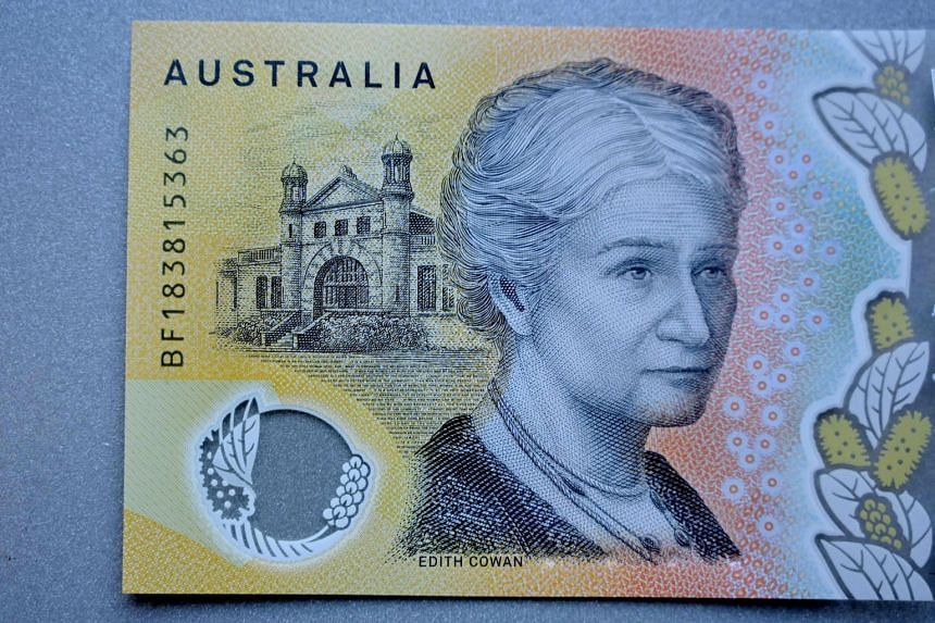 A spelling mistake in the microprint of a speech by Australia's first woman parliamentarian Edith Cowan was found on the $50 Australian note.