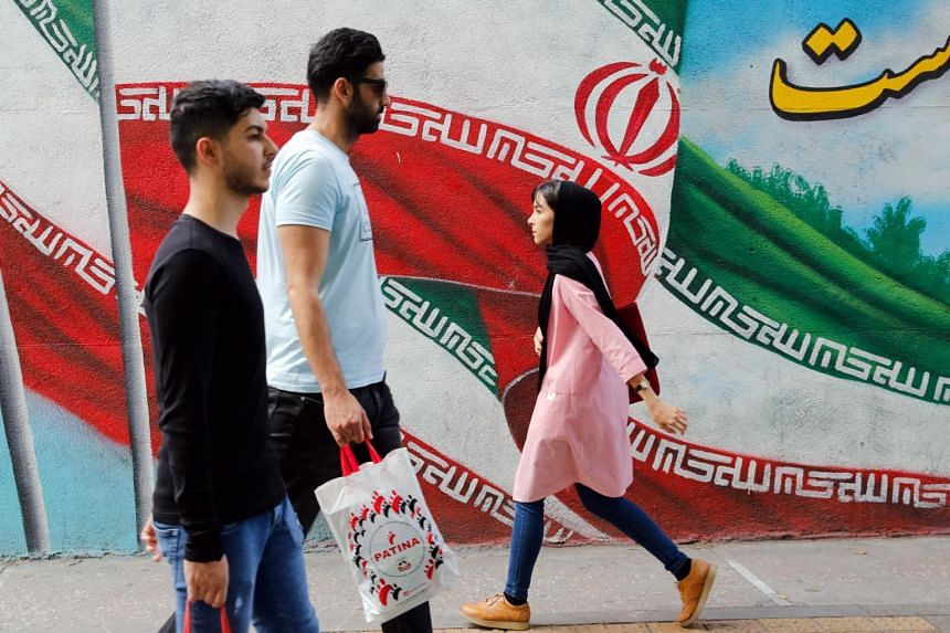 American officials say they remain open to talks with the Iranian government and are not seeking regime change.