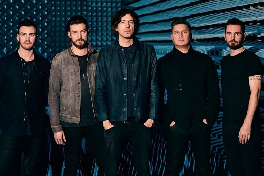 Snow Patrol's set is part of a series of unplugged gigs that include shows in Australia, Japan, Thailand, Malaysia and Indonesia.