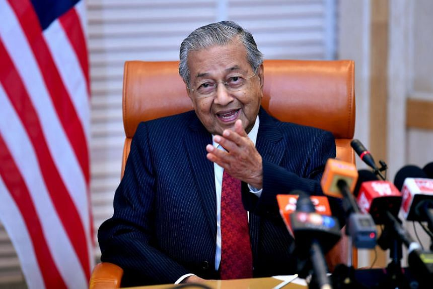 Dr Mahathir on Wednesday urged the Malays to buck up or forever live in the shadow of other ethnic communities like the Chinese and Indians.