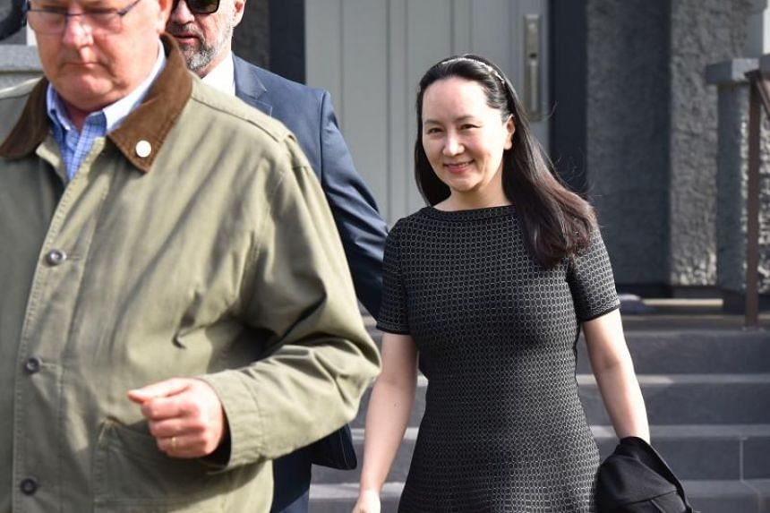 Huawei Chief Financial Officer Meng Wanzhou was arrested at Vancouver's airport in December on a US warrant and is fighting extradition on fraud charges that she misled global banks about Huawei's relationship with a company operating in Iran.