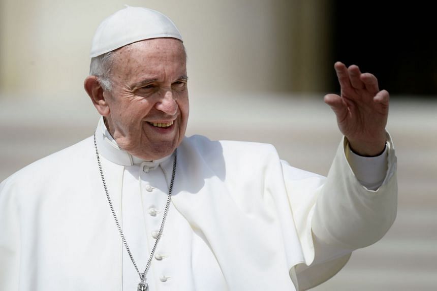 """It is time to learn from the """"bitter lessons of the past"""", Pope Francis said in the text of a legal decree."""