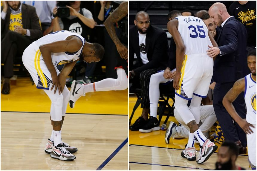 Image result for durant injury