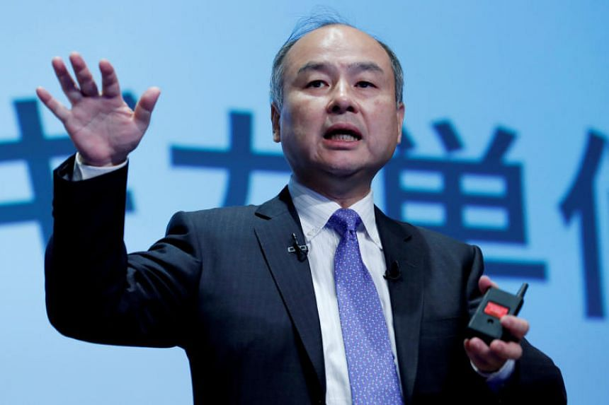 Japan's SoftBank Group Corp chief executive officer Masayoshi Son said that many investors around the world have expressed interest in participating in the fund.