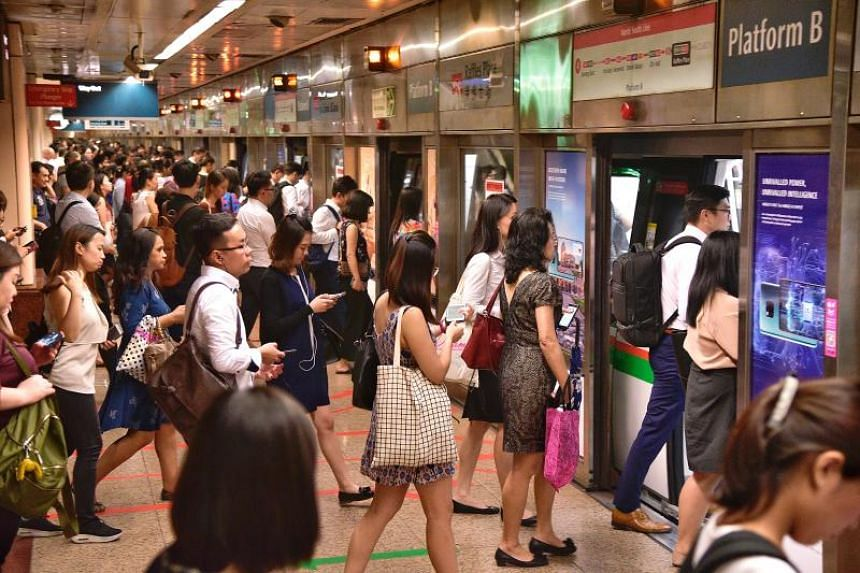 The new initiative aims to distribute peak hour travel more evenly along Singapore's transport network.
