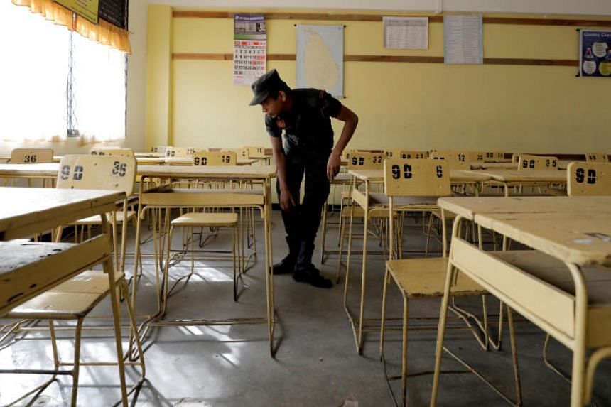 All state-run schools in Sri Lanka had resumed classes on May 6, 2019, after police and security forces deployed armed guards.