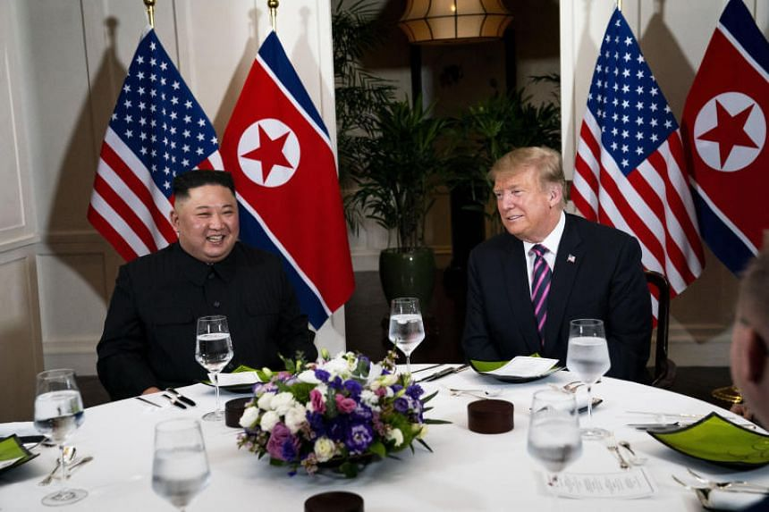 US President Donald Trump and North Korean leader Kim Jong Un have met twice in the last year, but the rapprochement appears to be in limbo.