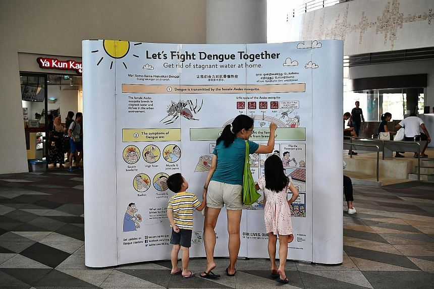The number of dengue cases so far this year - 3,052 - is more than triple the number in the same period last year. There were 194 cases reported last week, and 139 between Sunday and 3pm on Wednesday. The infection has killed three people so far this