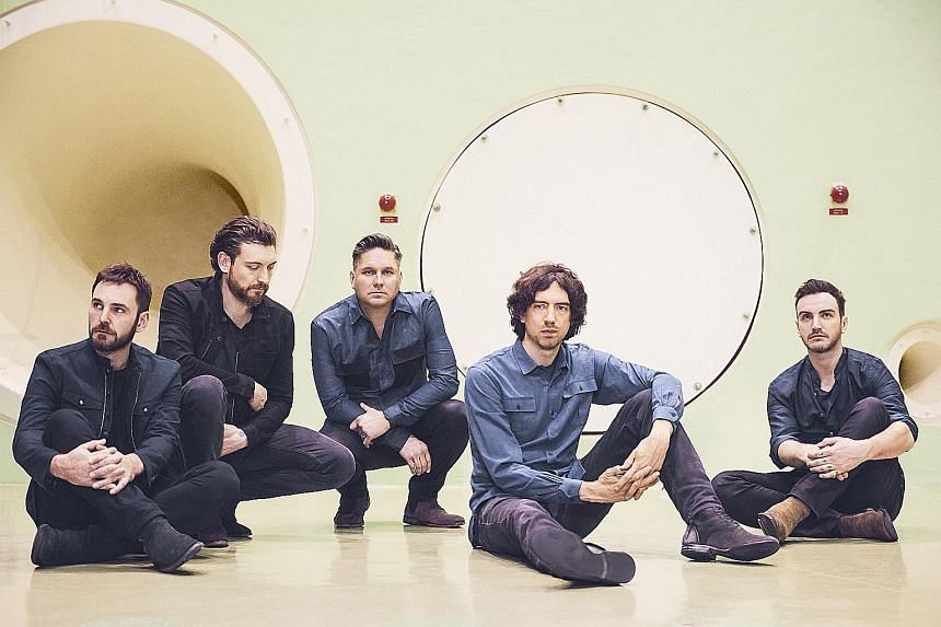 Northern Irish band Snow Patrol will be doing an acoustic set in September as part of their series of unplugged gigs.