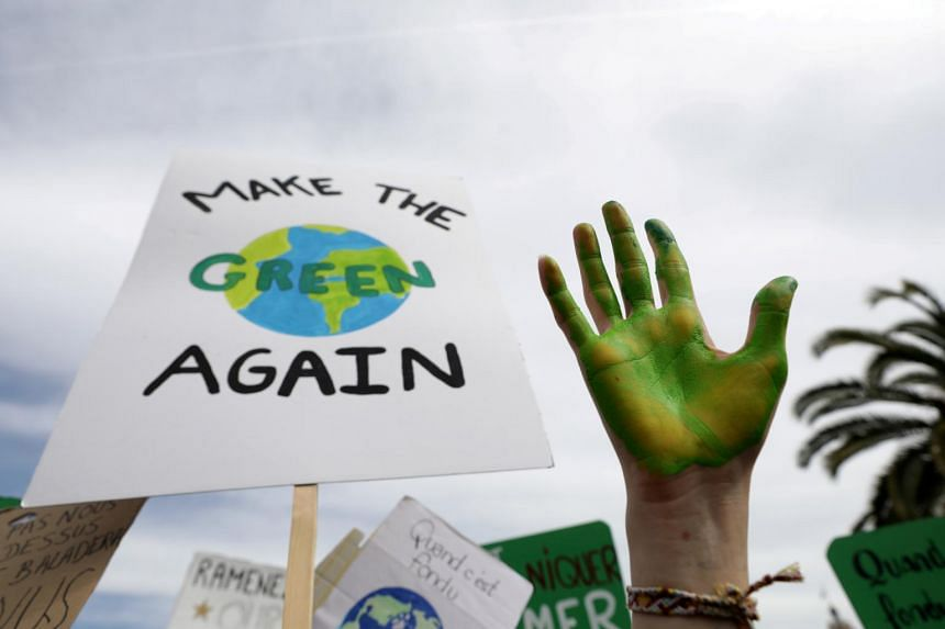 Ireland's Parliament is the second after Britain's to declare a climate emergency, which passed the largely symbolic motion on May 1.